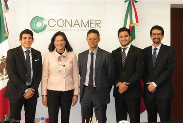 Reunión con Secretaría de Desarrollo Económico y del Trabajo del Estado de Morelos para impulsar ventanillas SARE en la entidad
