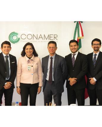 Reunión con la Secretaría de Desarrollo Económico y del Trabajo del Estado de Morelos para impulsar ventanillas SARE en la entidad