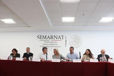 Josefa González Blanco pidió al Consejo Nacional  de Áreas Naturales Protegidas (CONANP) sumar esfuerzos