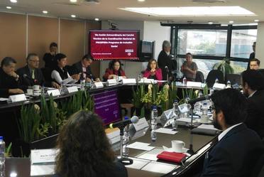 18ª Sesión Extraordinaria del Comité Técnico de la Coordinación Nacional de PROSPERA