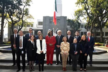 Secretaría de Salud y la CNPSS,trabajan con el Fondo Estratégico y el Fondo Rotatorio de Vacunas de la Organización Panamericana de la Salud