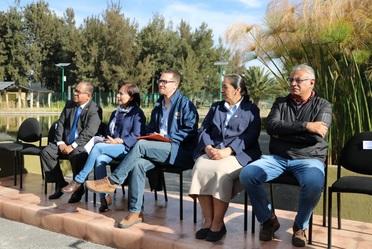 Instituciones de protección al ambiente, tanto locales como federales, conmemoraron el Día Mundial de los Humedales 2019 en el Bosque de San Juan de Aragón.
