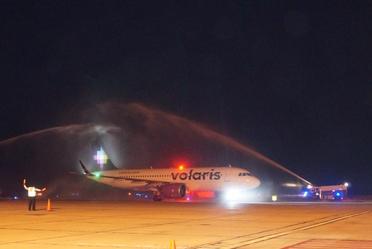Aeropuerto de Ciudad Obregón inaugura nueva ruta a la Ciudad de México