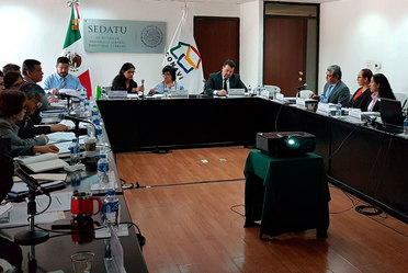 CONAVI realiza la Primera Sesión Ordinaria del Comité de Control y Desempeño Institucional (COCODI)