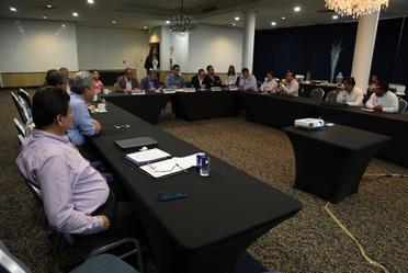 Reunión del titular de FND, FIRCO, FOCIR y Agroasemex con Intermediarios Financieros Rurales