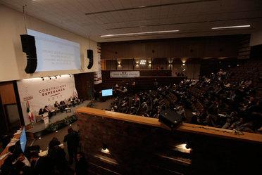 CONAVI presente en la Reunión Plenaria de los Diputados del Grupo Parlamentario de Morena