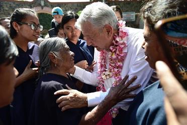 Presidente Andrés Manuel López Obrador en Morelos