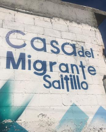 Inauguración de la Casa del Migrante en Saltillo