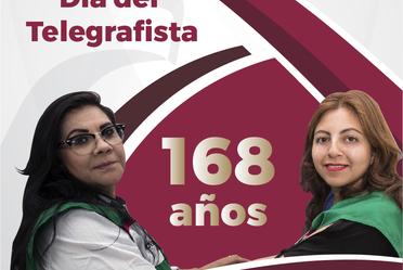 14 de Febrero, Día del Telegrafista y del Empleado de Telecomunicaciones