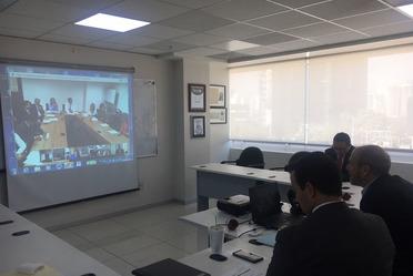 Primera videoconferencia del Comité Ejecutivo del Consejo Latinoamericano y del Caribe de Registro Civil, Identidad y Estadísticas Vitales.