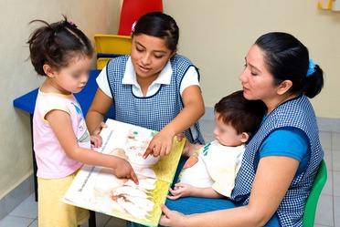 Centros de Atención Infantil.