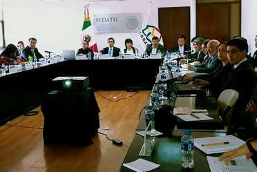 50a sesión ordinaria de la Junta de Gobierno de la CONAVI