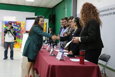 El Indesol y la ENTS entregaron reconocimientos a personas que concluyeron el diplomado Modelo de Gestión de Proyectos Sociales Segunda Generación