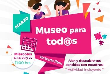 Museo del Telégrafo - Actividades Especiales Marzo