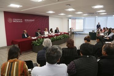 """Mesa Sectorial sobre el Eje Transversal """"Territorio y Desarrollo Sostenible"""" en el marco del Plan Nacional de Desarrollo"""