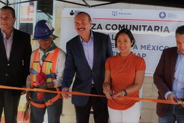 Inaugura INEA junto con aliados, Plaza Comunitaria en Jalisco