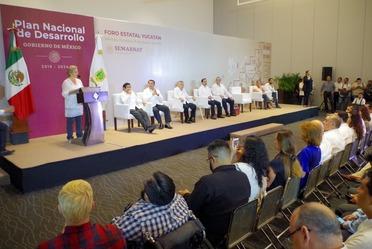 Foro estatal Yucatán PND
