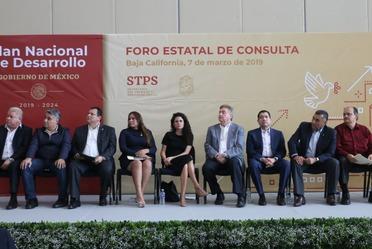 Arranca STPS en Baja California la Consulta para el Plan Nacional de Desarrollo 2019-2024