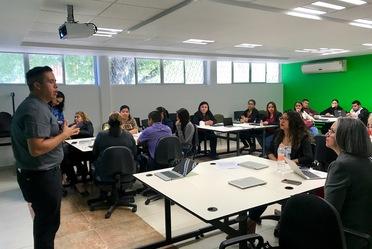 2da. Capacitación pedagógica para el uso y aprovechamiento del Aula @prende 2.0: Nuevo León