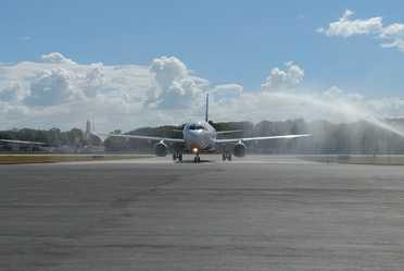 El Aeropuerto Internacional de Chetumal incrementa sus frecuencias semanales con destino a la Ciudad de México