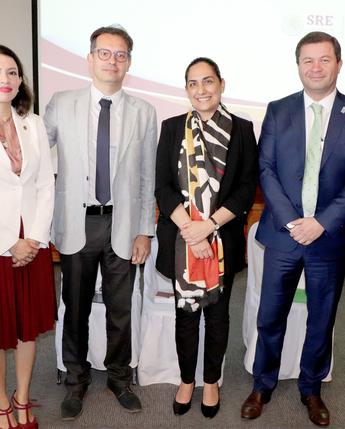 Decálogo de Cooperación Sur-Sur y Triangular en Mesoamérica.