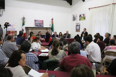 Diversas OSC de Centroamérica, México, así como el CIDE y dependencias de Gobierno presentaron el proyecto Jóvenes Promesas