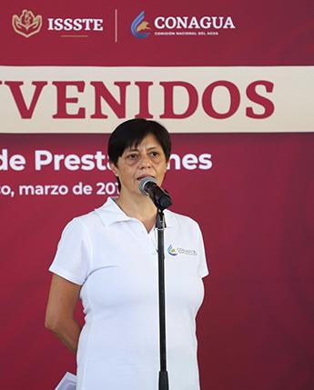 """Inauguran en Conagua las Jornadas  de Prestaciones """"El ISSSTE contigo"""""""