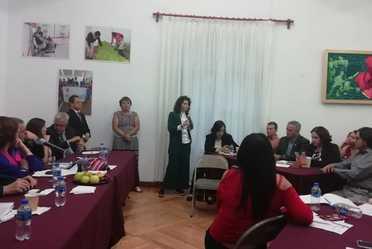 Encuentro sobre Cooperación Educativa y Desarrollo Integral con Centroamérica.