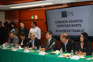 Comisión Asuntos de la Frontera Norte