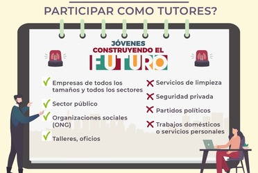 STPS orienta a tutores y aprendices sobre su permanencia en Jóvenes Construyendo el Futuro