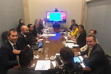 Ronda de Grupos Técnicos de la Alianza del Pacifico