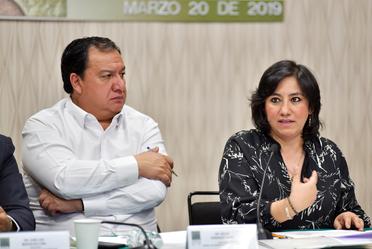 Ante diputados Función Pública presenta su estrategia y avances para combatir la corrupción