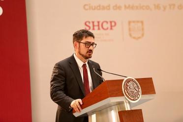 """Román Meyer Falcón, Secretario de Desarrollo Agrario, Territorial y Urbano, en el Foro Nacional """"Planeando Juntos la Transformación de México"""""""