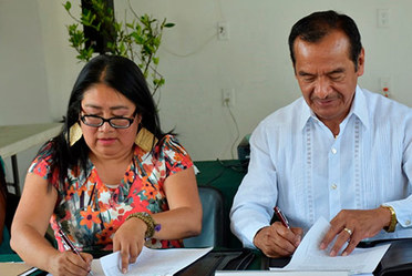 INALI y la Secretaría de Pueblos Indígenas de la Ciudad de México suscriben un Convenio de Colaboración