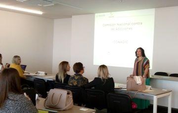 Taller de Inducción: Programas y Acciones de la CONADIC