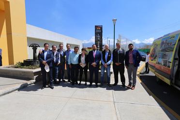 El Vocal Ejecutivo de Fovissste, visitó los Desarrollos de Héroes Chalco