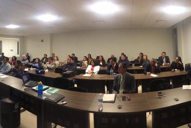 Capacitación sobre el Programa de Justicia Terapéutica a Jueces de Ejecución del Tribunal Superior de Justicia de la Ciudad de México