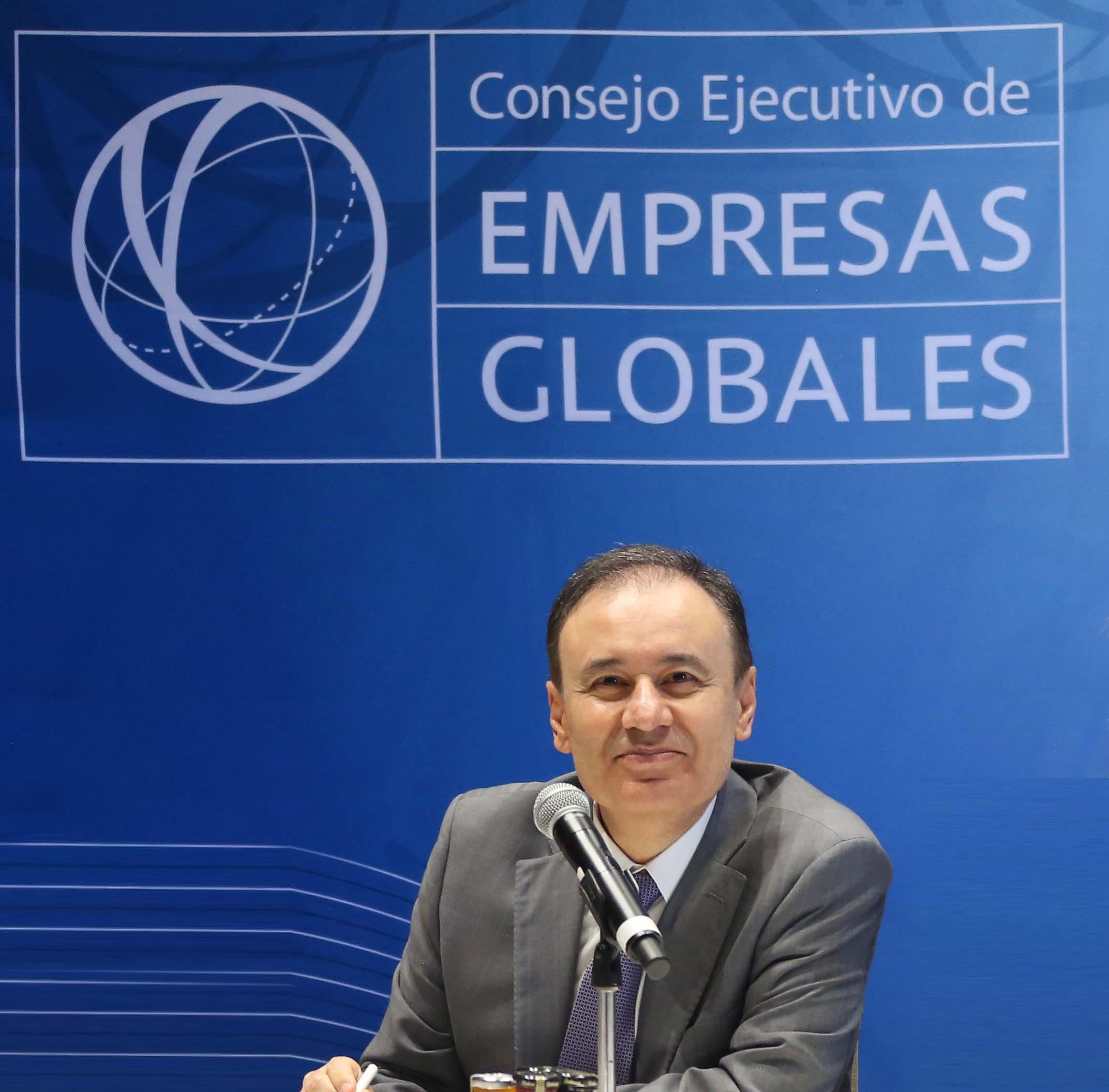 SSPC y el Consejo Ejecutivo de Empresas Globales articulan esfuerzos para combatir la inseguridad.