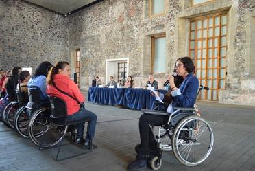 Foro Especial de Participación en Materia de Derechos de las Personas con Discapacidad.