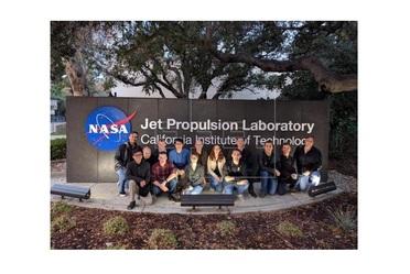 Destaca joven sonorense en proyecto de nanosatélite con NASA