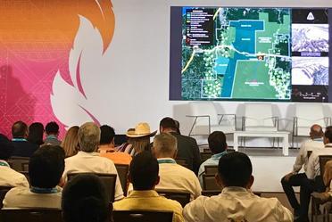Rogelio Jiménez Pons habló ante compradores nacionales e internacionales.