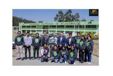 Impulsarán tecnología aeroespacial y TIC´s como vocación productiva entre la juventud del Estado de México