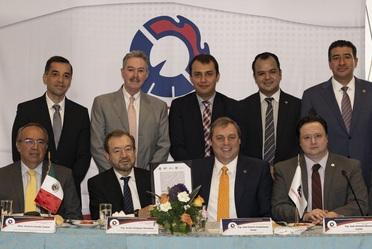 Firman Acuerdo Canacintra-Fnd-Focir- Firco-Agroasemex