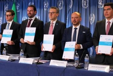 Presentación del Informe 2018 de la Junta Internacional de Fiscalización de Estupefacientes (JIFE)