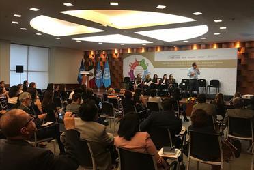 """Foro """"Fortalecimiento de la Alimentación y Entornos Escolares: Rumbo a una Política Pública Alimentaria Integral"""""""
