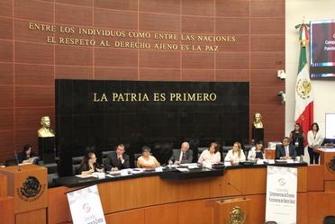 Comparecencias de diversos funcionarios del Sector Salud ante la Comisión de Salud del H. Senado de la República