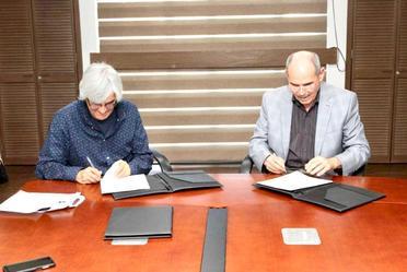 Firman Convenio de Colaboración CONAZA Y CONAFOR, para conjuntar acciones e impulsar el desarrollo y manejo sustentable de suelo y agua en zonas áridas.