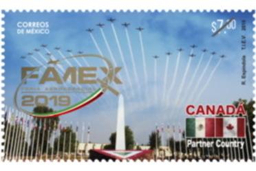 El presidente Andrés Manuel López Obrador canceló estampilla de la FAMEX 2019