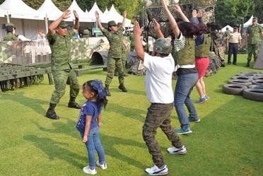 Festival de los derechos de la niñez.