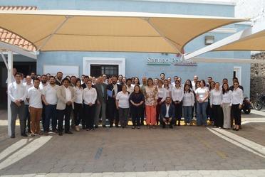 Visita de trabajo de la Comisionada Nacional al estado de Chihuhua